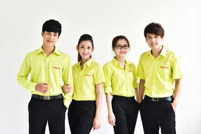 Đồng phục công ty 001